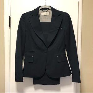 Navy Tahari Suit Set
